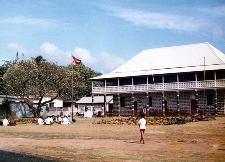 Raccordement de Wallis et Futuna au haut débit