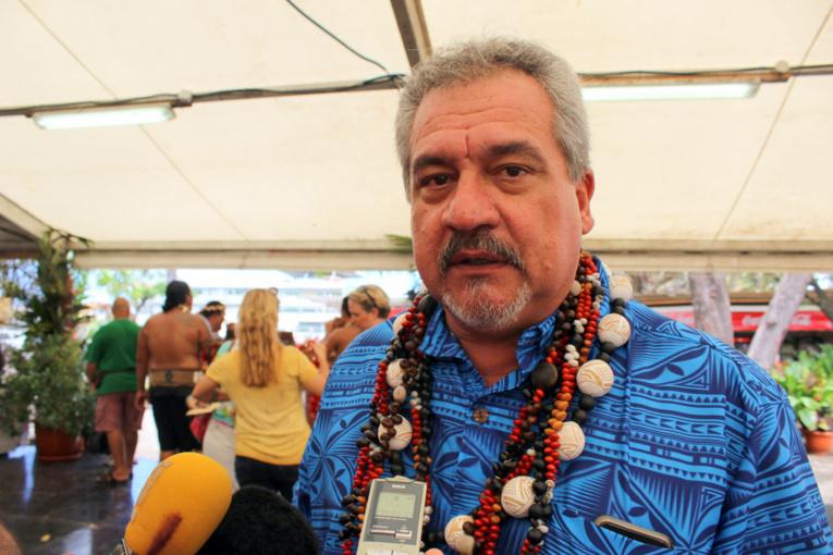 40 millions de francs pour aménager et sécuriser le marae de Taputapuātea