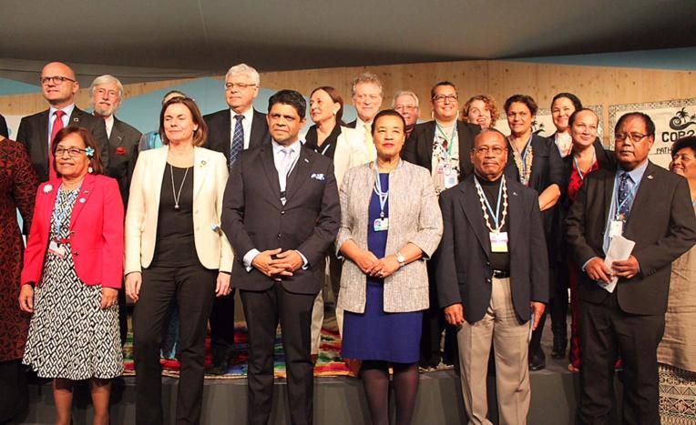 La Polynésie rejoint le Partenariat fidjien pour l'Océan