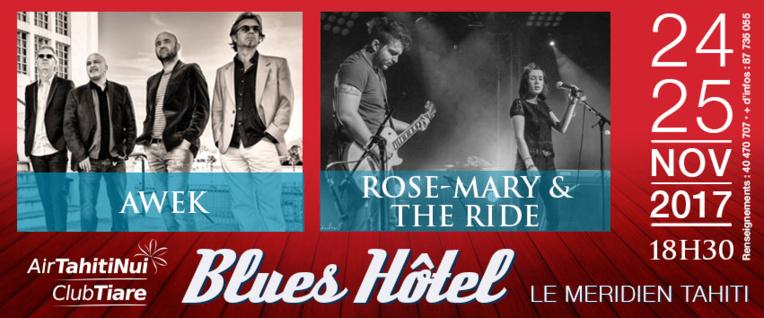Blues Hôtel, un rendez-vous pour tous les amoureux du blues