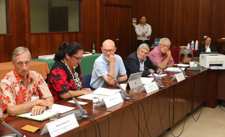 Clôture du séminaire du conseil de coopération économique du Pacifique