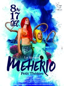 Meherio, cette sirène n'est pas un mirage