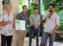Le recyclage des chutes de bois gagne le concours de l'économie circulaire