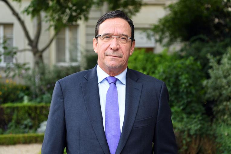 """N-Calédonie : le député Gomès pour """"une souveraineté calédonienne"""" au(...)"""