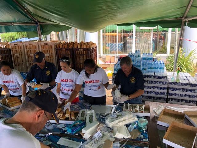 Noël pour tous du Rotary club: 3 containers de jouets collectés et 4000 enfants