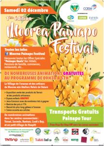 La fête de l'ananas ressuscitée à Moorea