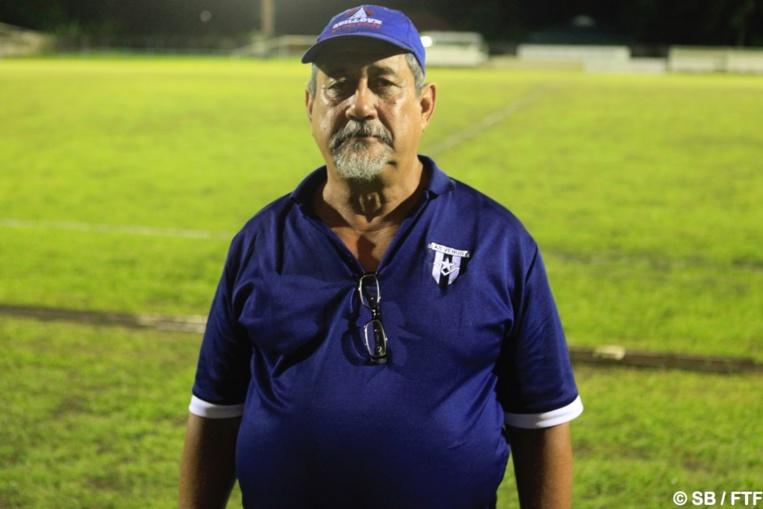 Alfred Taputuarai, Président de Vénus football