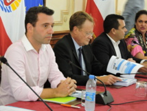 Tomas Mateo-Goyet, le chef du bureau de la Commission européenne pour les Pays et Territoires d'Outre-mer du Pacifique, est actuellement en mission à Tahiti.