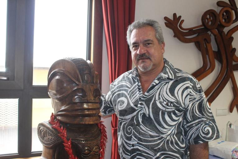 Heremoana Maamaatuaiahutapu souhaite que le fenua soit un exemple pour le monde