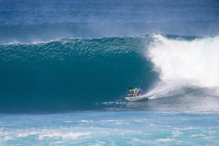 Surf Pro – Van's World Cup : Mihimana Braye jusqu'au round 2