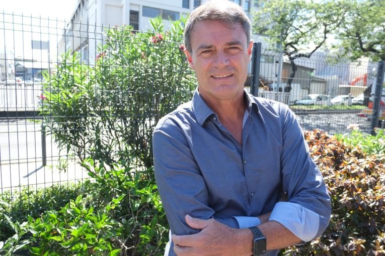 Le directeur de l'usine de Jus de fruits de Moorea et de Manutea aime relever les challenges.