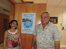 Le ministre de l'Environnement et de la Culture, Heremoana Maamaatuaiahutapu, souhaiterait que davantage de  projets issus des îles, soient soumis.