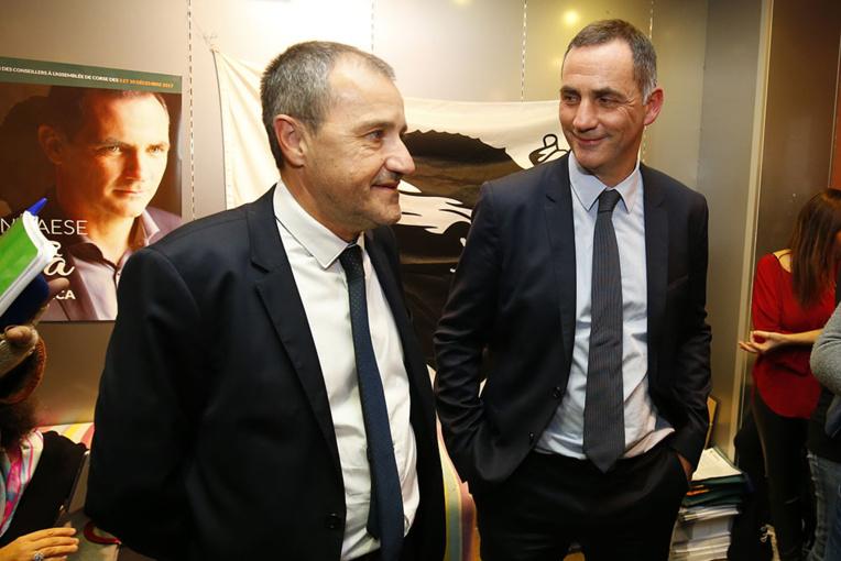 Elections en Corse: large victoire de la coalition nationaliste au premier tour