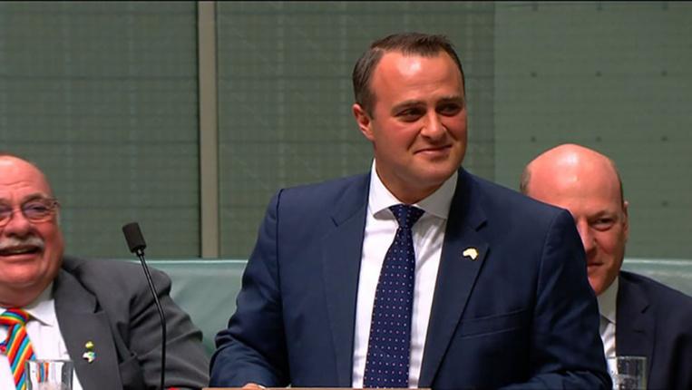 Un parlementaire australien demande la main de son conjoint au Parlement