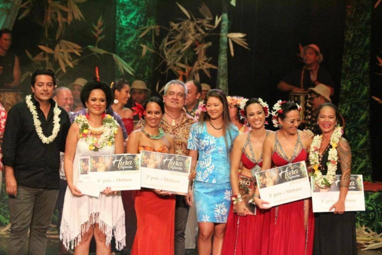 Retour en image sur les vainqueurs du Hura Tapairu