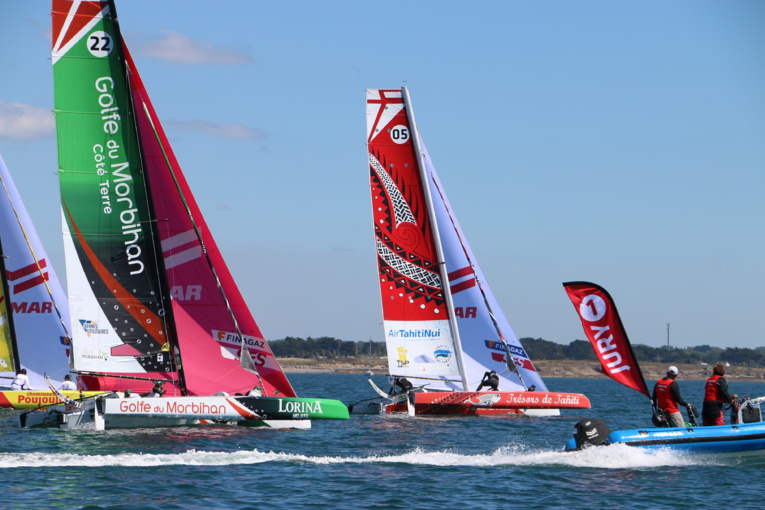 Le Grand Prix PDJ sera proposé aux équipages d'Océanie