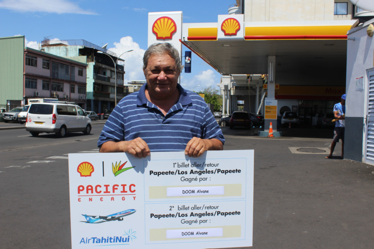 Jeu Shell Pacific : Alvane Doom remporte deux billets pour Los Angeles