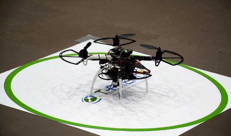 Japon: un drone pour chasser du bureau les employés en heures sup'