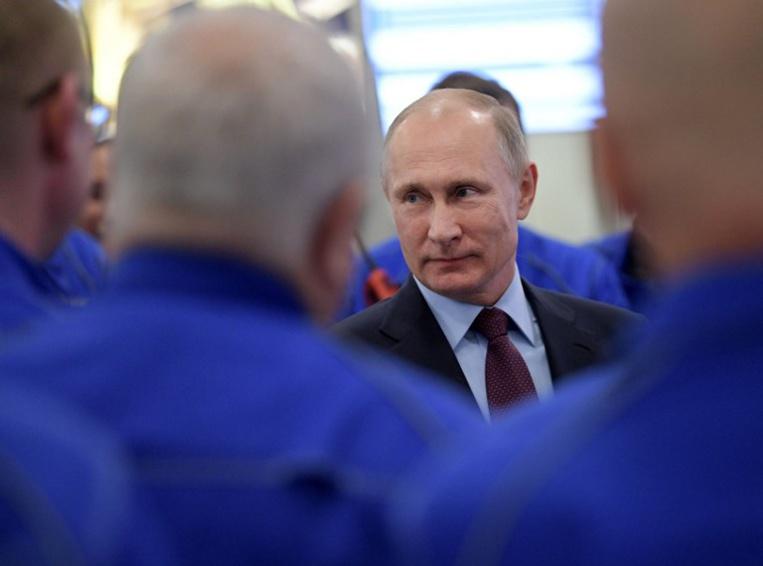 La Russie lance son titanesque projet gazier Yamal dans l'Arctique