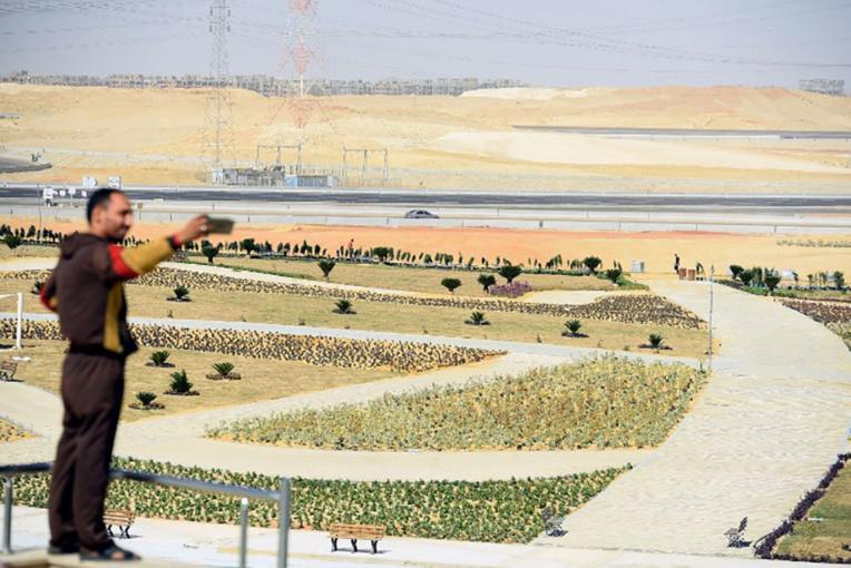 Le rêve égyptien d'une nouvelle capitale en plein désert