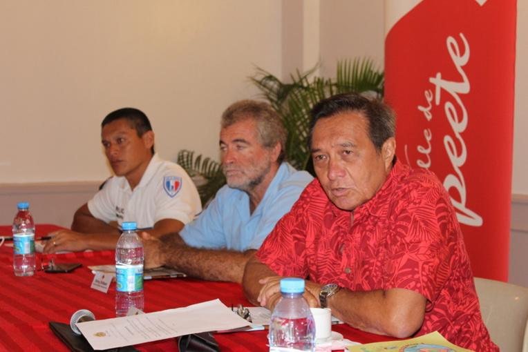 « Papeete, ville propre et calme ». Le maire de Papeete, Michel Buillard a pris deux arrêtés destinés à améliorer la qualité de vie dans la capitale.