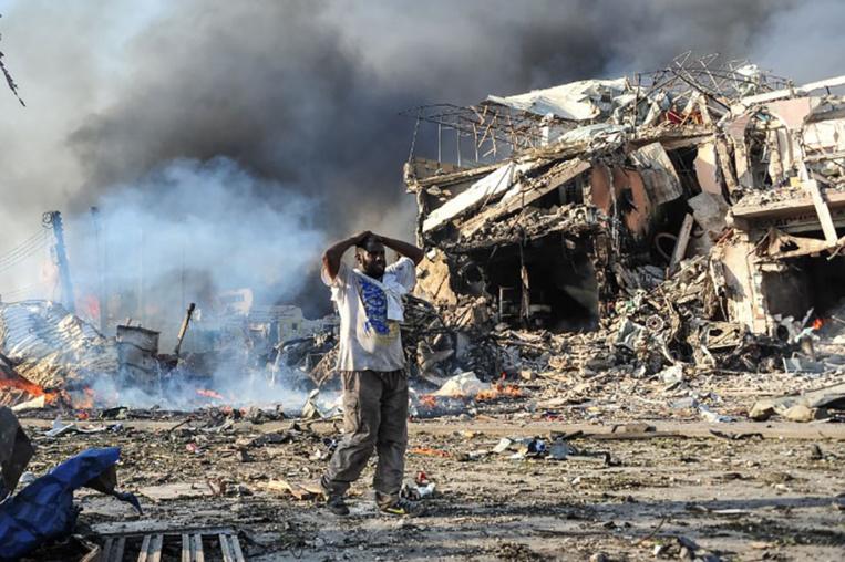 Somalie: au moins 18 policiers tués dans un attentat à Mogadiscio