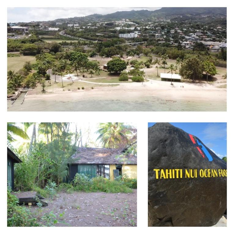 """La ferme aquacole de Hao, le Village tahitien et le Moorea Mahana Beach le complexe de Atimanono sont les quatre """"zones de développement prioritaire""""."""