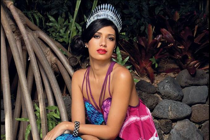 « C'est une fierté de représenter Tahiti et ses îles, ainsi que les Polynésiens. » Photo : Ora Concept - Hine Magazine