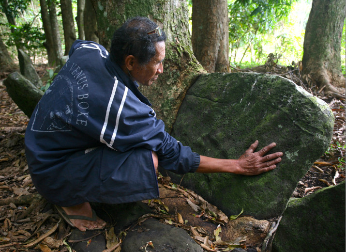 Carnet de voyage - Tubuai à l'âge de pierre…