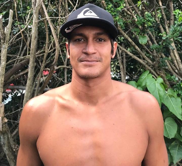Tikanui Smith est un des rares sportifs polynésiens à vivre de sa passion