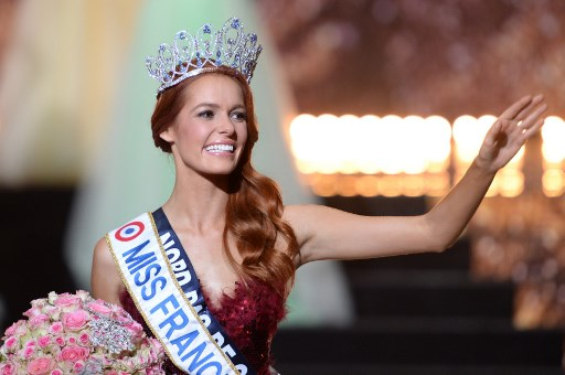 Miss Nord-Pas-de-Calais, Maëva Coucke, élue Miss France 2018