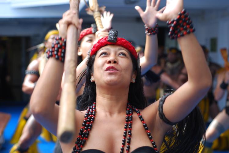 Le festival Matava'a réunit plus de 1 500 personnes.