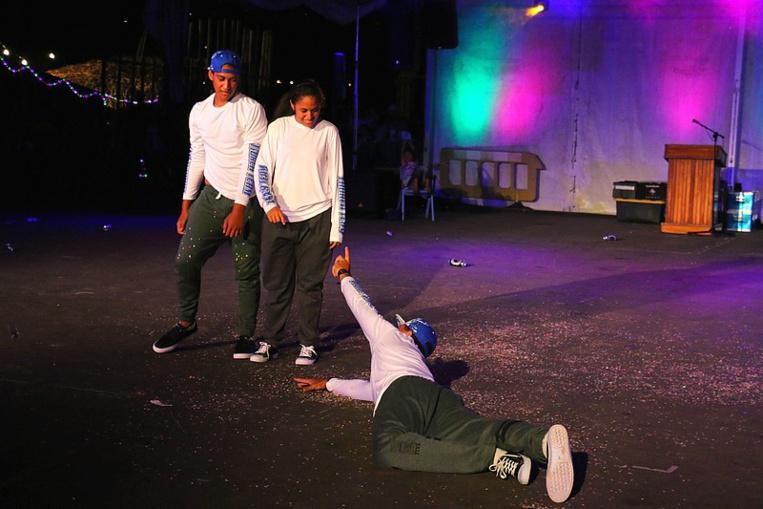Les jeunes danseurs de Saint-Hilaire ont montré qu'ils avaient le sens du rythme.