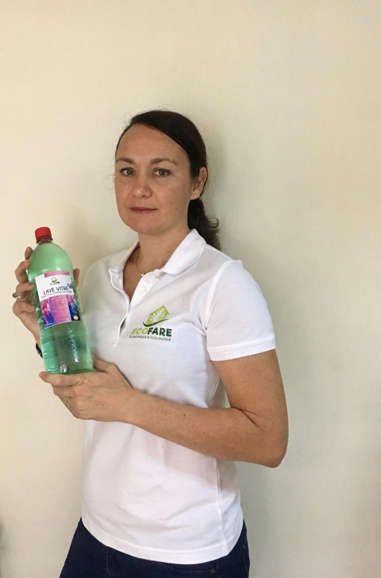Eco Fare, la nouvelle marque de produits ménagers naturels (vendus en vrac)