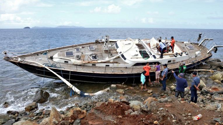 Tempête dans le Sud des Philippines: trois morts, six disparus