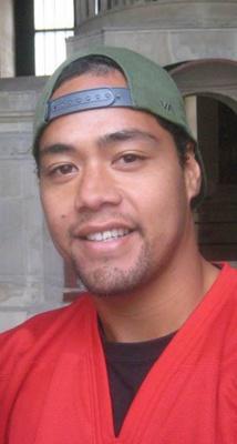 """Pitanui Teriitehau  """"était très apprécié, souriant et serviable"""" selon la mairie de Faa'a."""