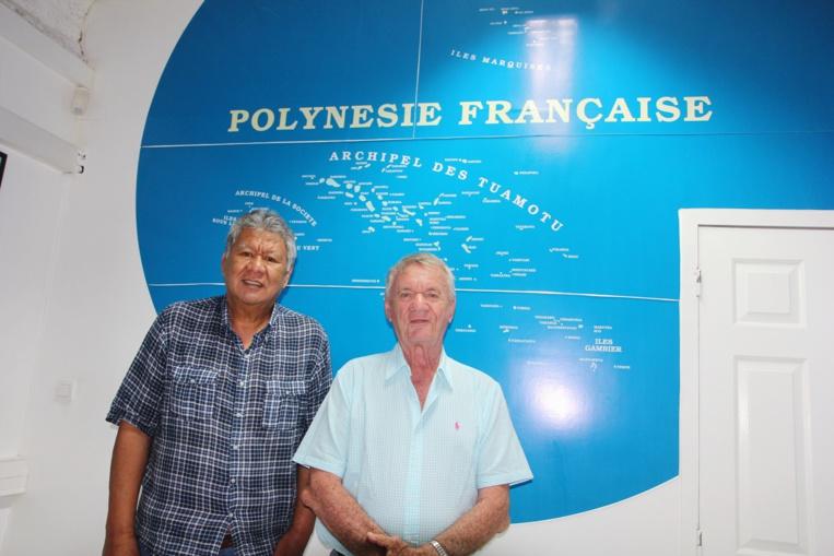 La Polynésie française a été touchée par de fortes pluies en janvier et février.