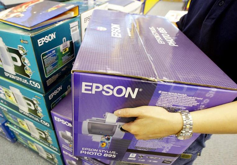 """""""Obsolescence programmée"""": la justice ouvre une enquête sur Epson"""