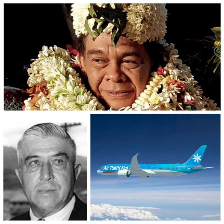 Décembre 2017 dans le rétro : la guerre des prix dans l'aérien fait rage et l'affaire Pouvana'a sera rejugée