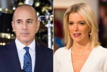 USA: une femme remplace Matt Lauer, star de la télé, licencié pour harcèlement