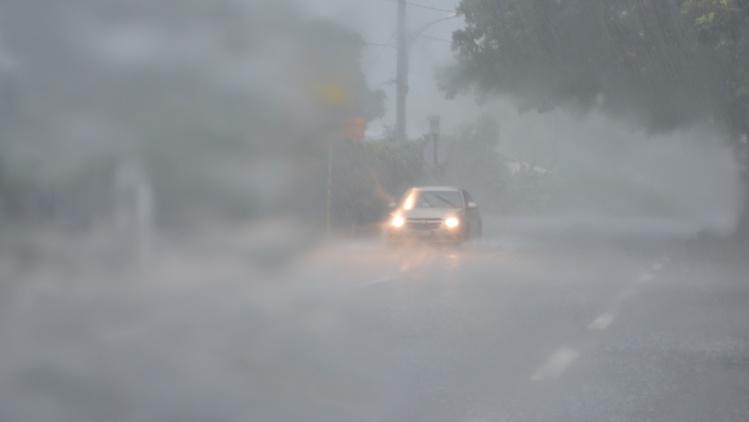 Appel à la vigilance en raison des fortes pluies en cours