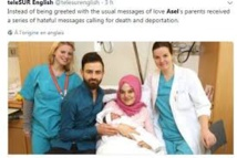 Tempête sur le web autrichien autour d'un bébé d'origine étrangère