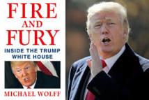 Donald Trump furieux contre un livre à charge