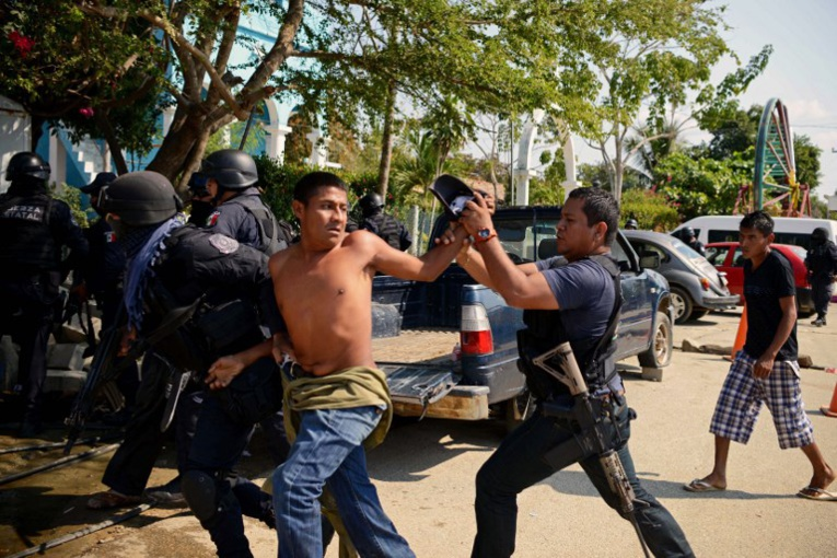Mexique: 18 morts dans des affrontements armés dans des stations balnéaires