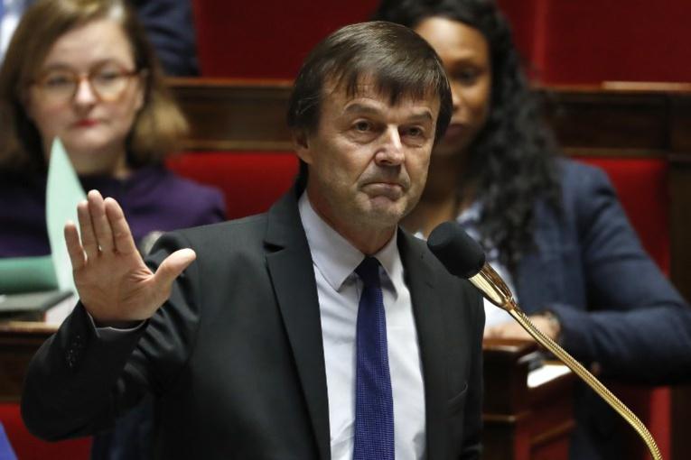 """Notre-Dame-des-Landes : Hulot en faveur d'une solution """"pacifique"""""""