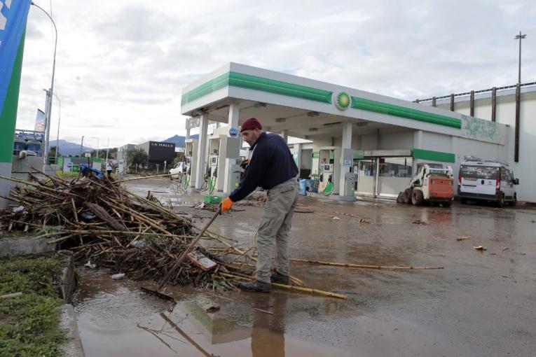 Intempéries: vigilance orange aux orages, pluies et avalanches maintenue dans le Sud-Est