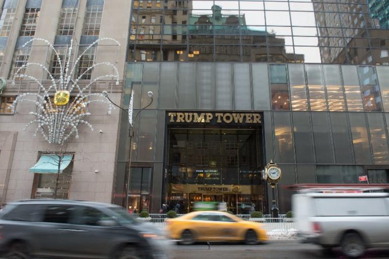 Un blessé grave dans un incendie à la Trump Tower à New York