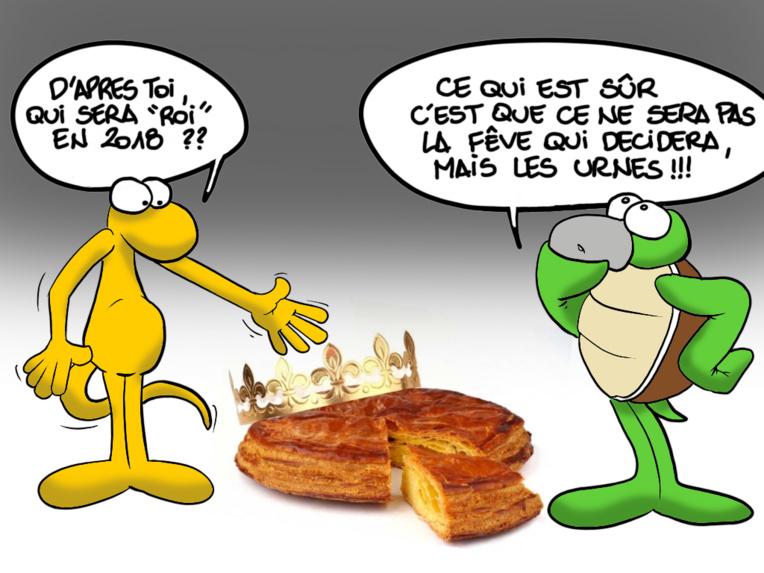 """"""" La galette des rois """" par Munoz"""