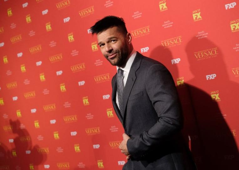 Le chanteur Ricky Martin épouse son compagnon Jwan Yosef
