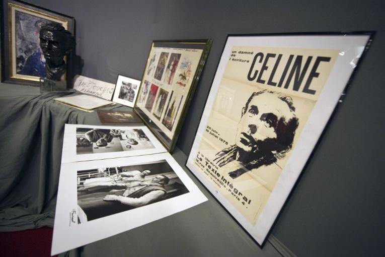 """""""Bagatelles pour un massacre"""", pamphlet antisémite de Céline, ne sera pas réédité"""